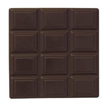 Подставка под чашку шоколад