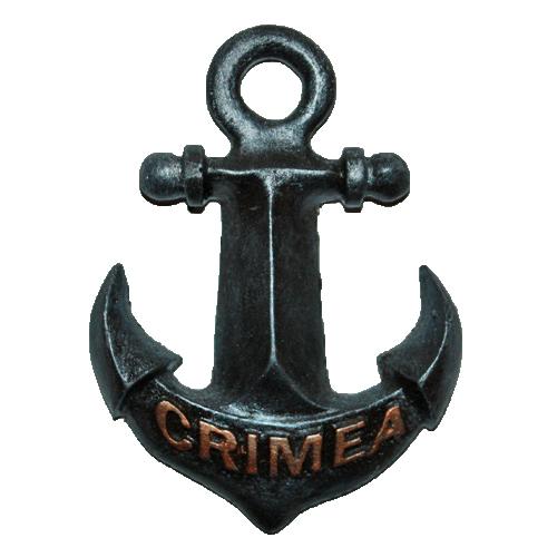 Керамический магнит якорь Крым