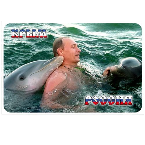 Плоский Фотомагнит Крым Россия