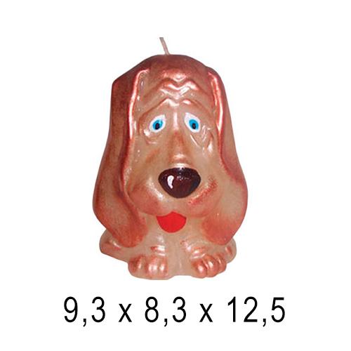 Животные свечи Собачка 9,3*8,3*12,5 см