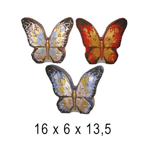 Животные свечи Бабочка 16*6*13,5 см