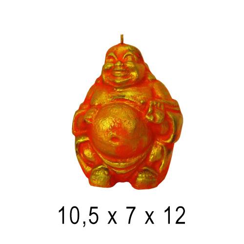 Статуэтки свечи Будда-большой 10,5*7*12 см