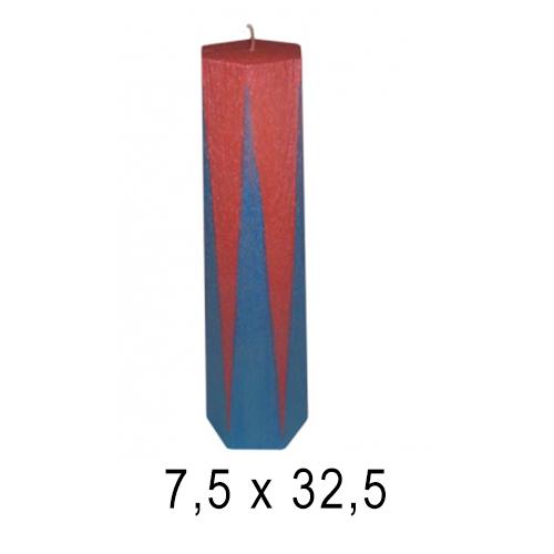Эксклюзивные свечи Маяк 7,5*32,5 см
