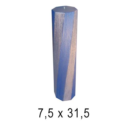 Эксклюзивные свечи Спираль 7,5*31,5 см