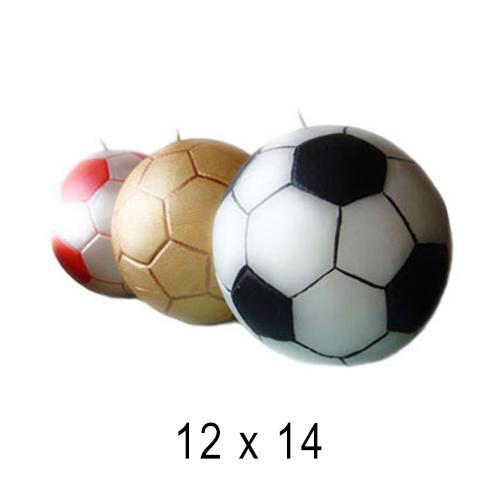 Фигурные и прикольные свечи  Мячик 12*14 см