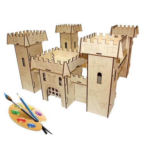 Средневековый Замок Крестоносцев