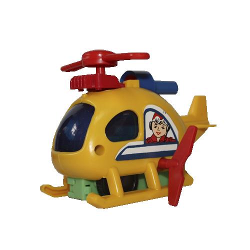 Игрушка детская Советский Вертолет