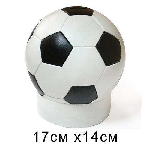 Статуэтка керамическая Мяч 17*14см
