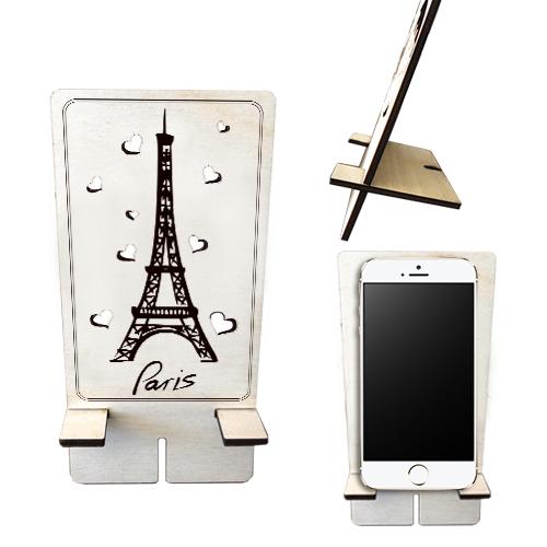 Подставка для гаджета Париж 18*9см