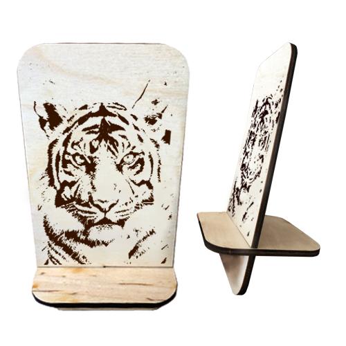 Подставка для гаджета Тигр 18*9см